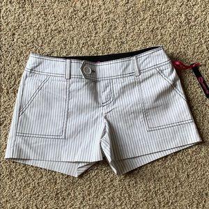 Pants - NWT Pinstriped dress shorts